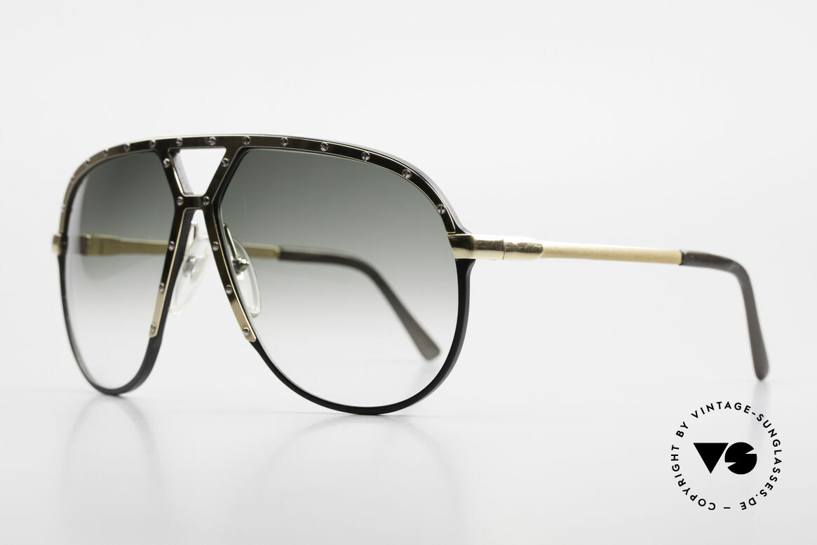 Alpina M1 80's Sunglasses West Germany, can been seen on album covers, photos, concerts.., Made for Men