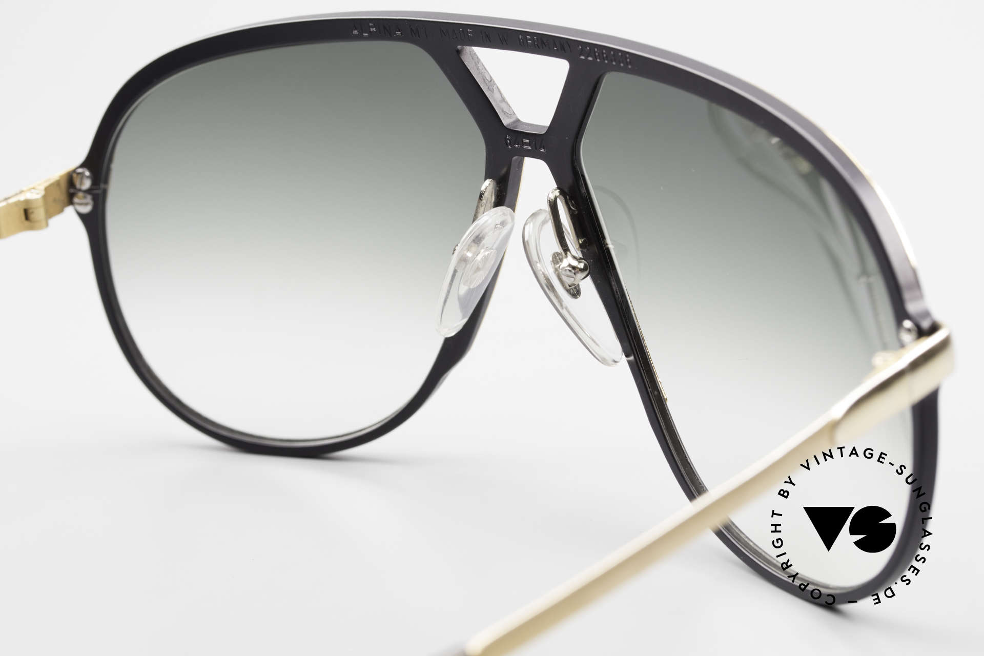 Alpina M1 80's Sunglasses West Germany, NO RETRO SHADES, but the old legend from 1986, Made for Men