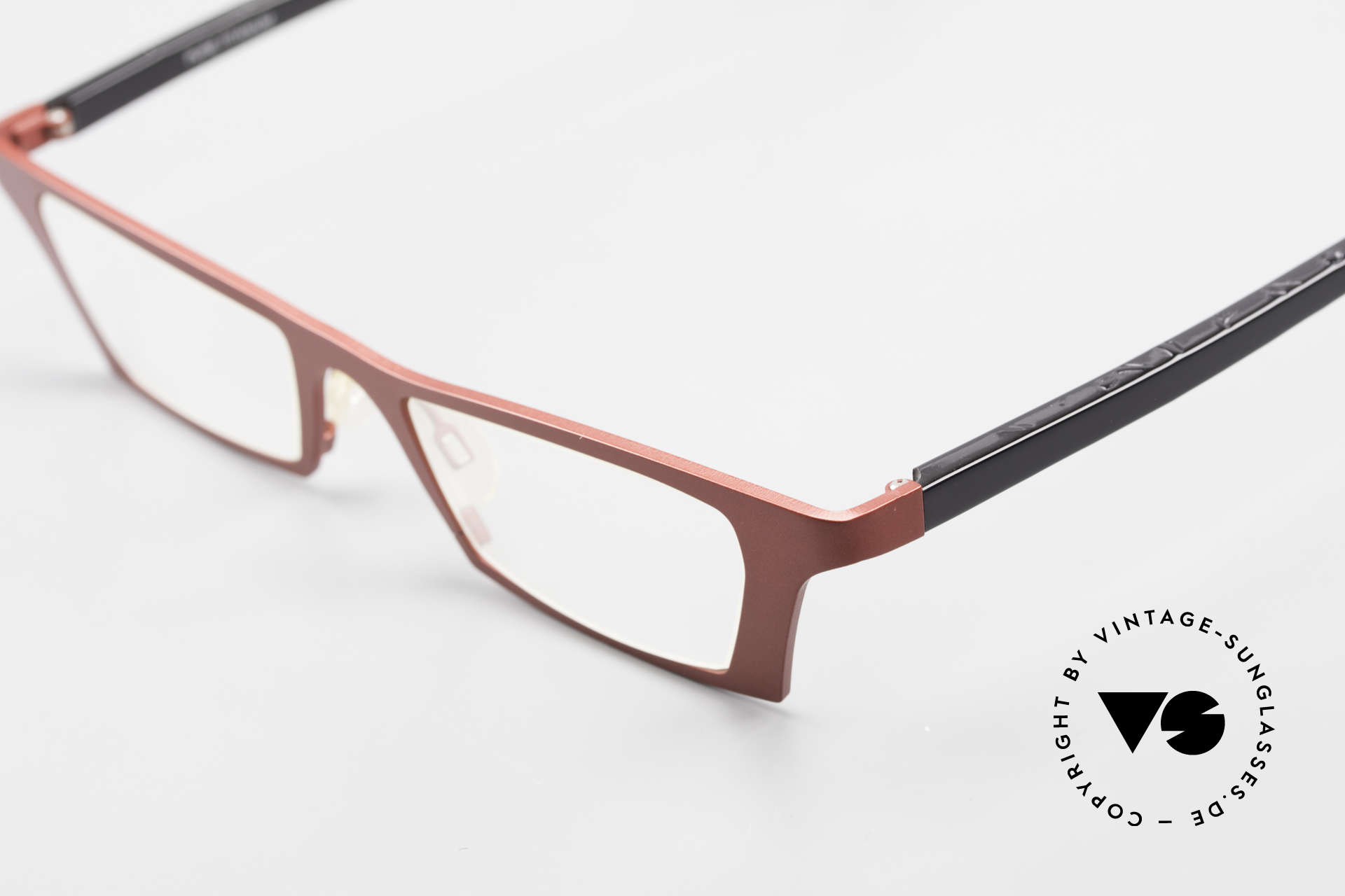 Theo Belgium Eye-Witness JJ Ladies Glasses Pure Titanium, unworn, one of a kind, THEO frames for all who dare ;), Made for Women