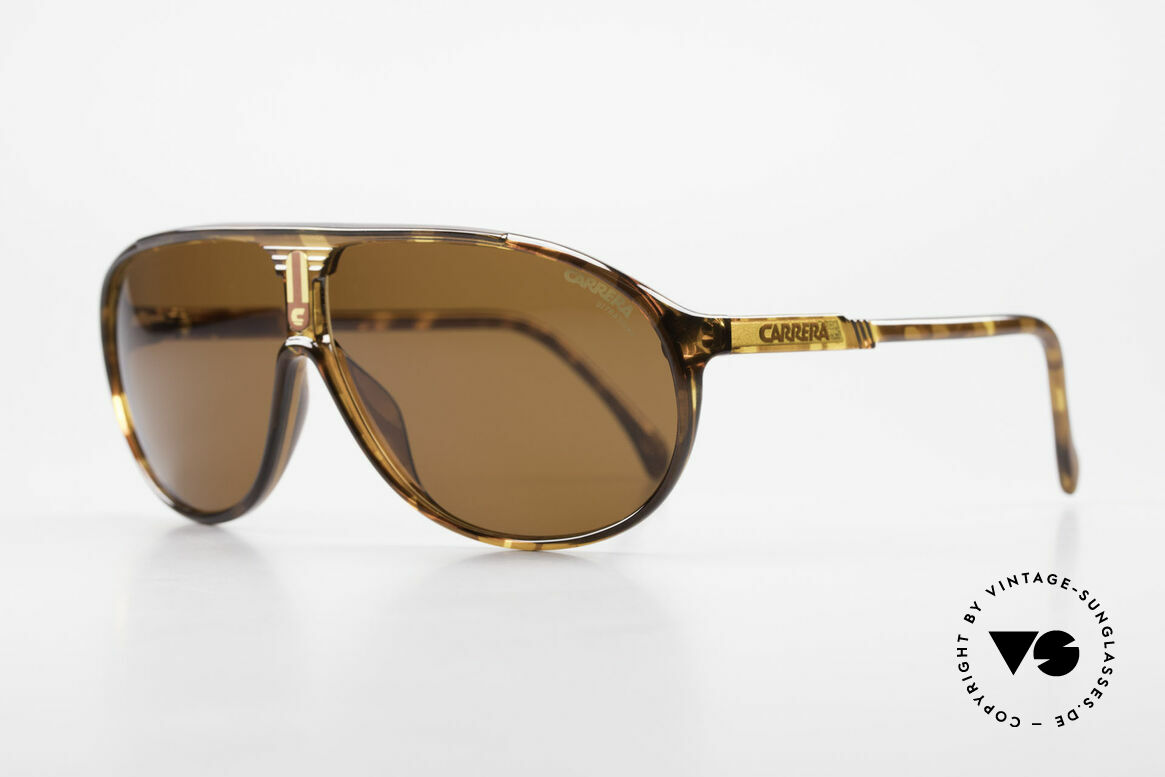 Carrera 5412 80's Frame 3 Sets Of Sun Lenses, orig. catalog name: Carrera 5412 Cup Sport Performance, Made for Men and Women