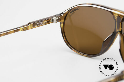 Carrera 5412 80's Frame 3 Sets Of Sun Lenses, unworn (like all our rare vintage Optyl Carrera eyewear), Made for Men and Women