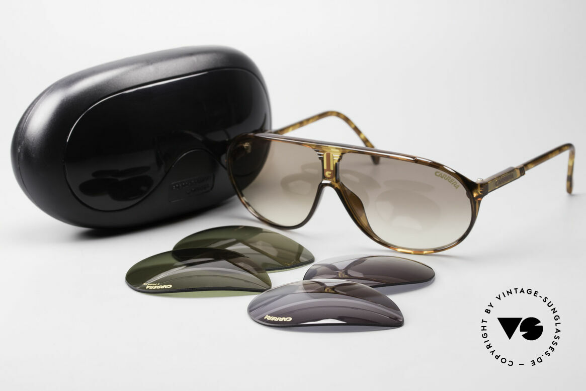 Carrera 5412 Optyl Sunglasses 80's Sport, NO RETRO SHADES, but an app. 30 years old ORIGINAL!, Made for Men and Women