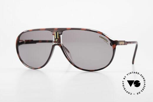 Carrera 5412 80's Sunglasses Optyl Sport Details