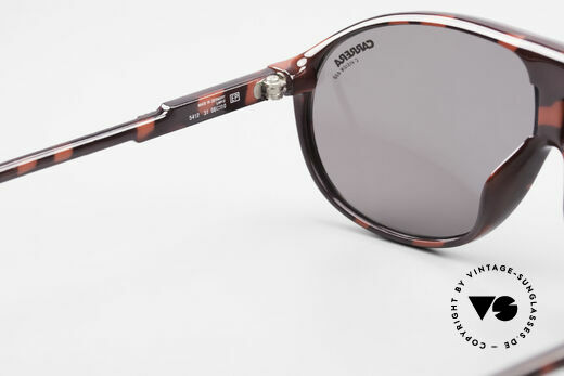 Carrera 5412 80's Sunglasses Optyl Sport, unworn (like all our rare vintage Optyl Carrera eyewear), Made for Men and Women