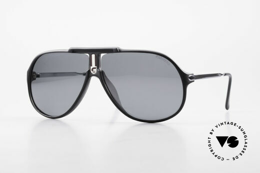 Carrera 5590 80's 90's Polarized Sunglasses Details