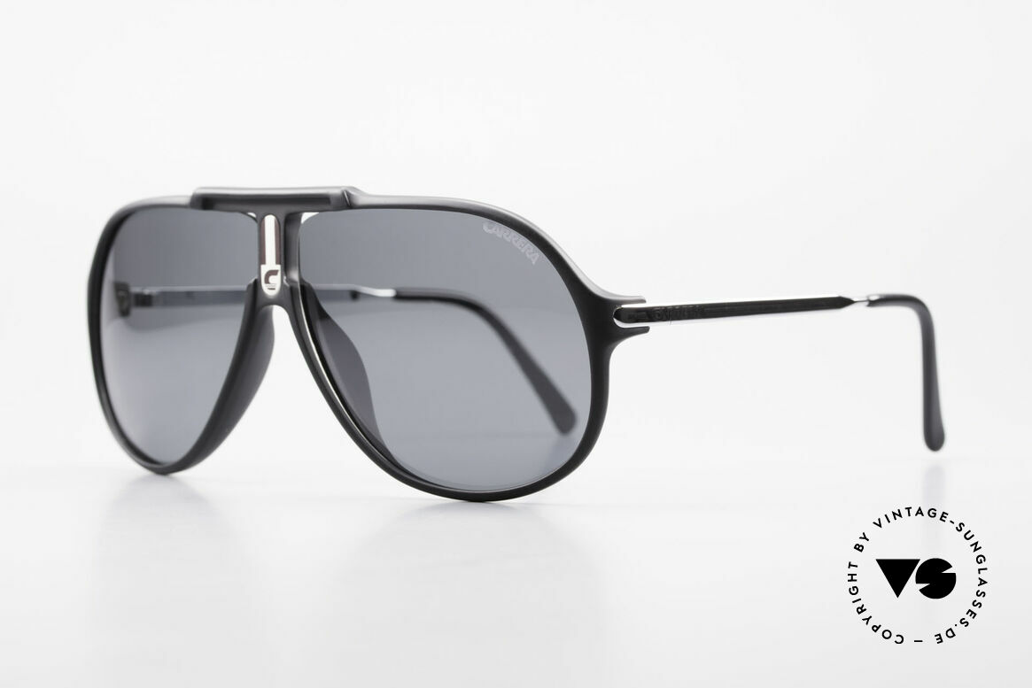 Carrera 5590 80's 90's Polarized Sunglasses, orig. catalog name: Model 5590 Jet, Sport Performance, Made for Men