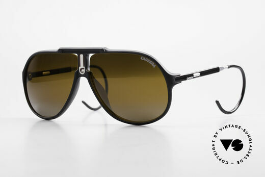 Carrera 5590 Mirrored Vario Sports Temples Details