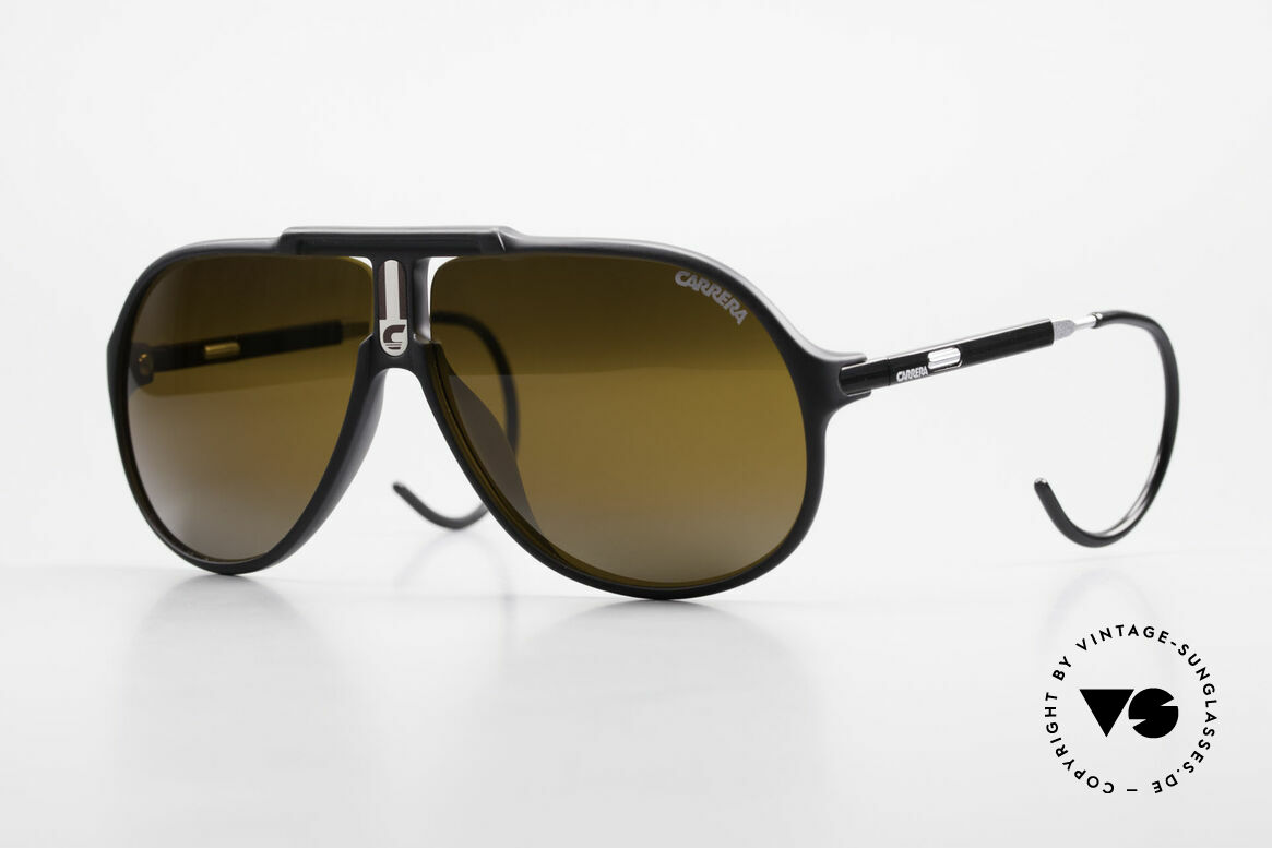 Carrera 5590 Mirrored Vario Sports Temples, mirrored-gradient CARRERA sunglasses from 1989/1990, Made for Men