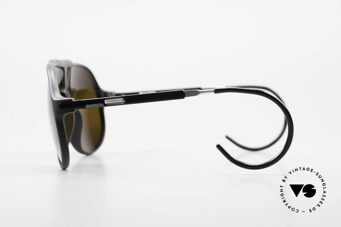 Carrera 5590 Mirrored Vario Sports Temples, 3 sets of interchangeable lenses for different conditions, Made for Men