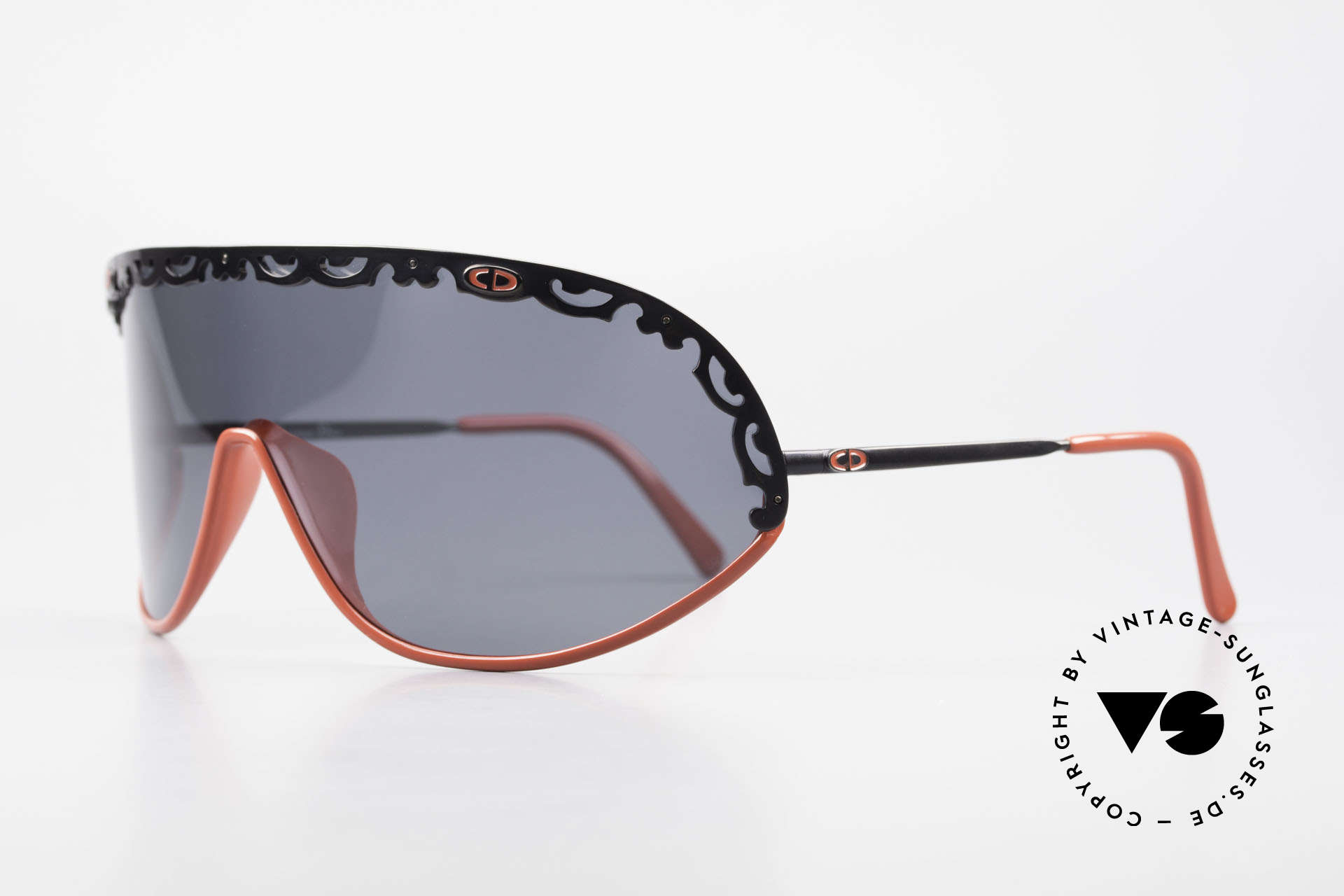 """Christian Dior 2501 Polarized Sunglasses 80's 90's, a vintage """"MUST-HAVE"""" for all fashion lovers, out there, Made for Women"""