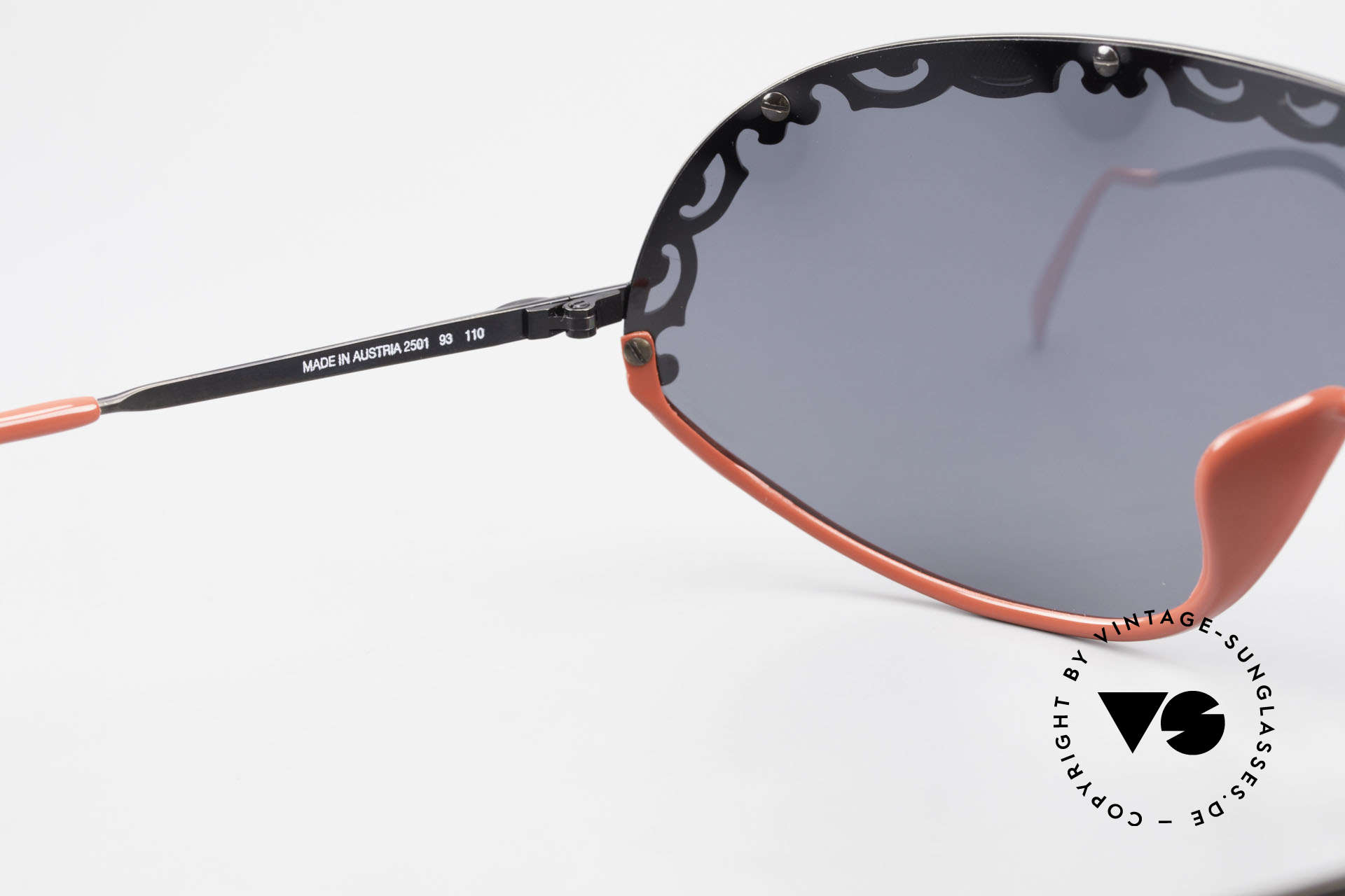 Christian Dior 2501 Polarized Sunglasses 80's 90's, NO RETRO sunglasses, but a 30 years old vintage rarity, Made for Women