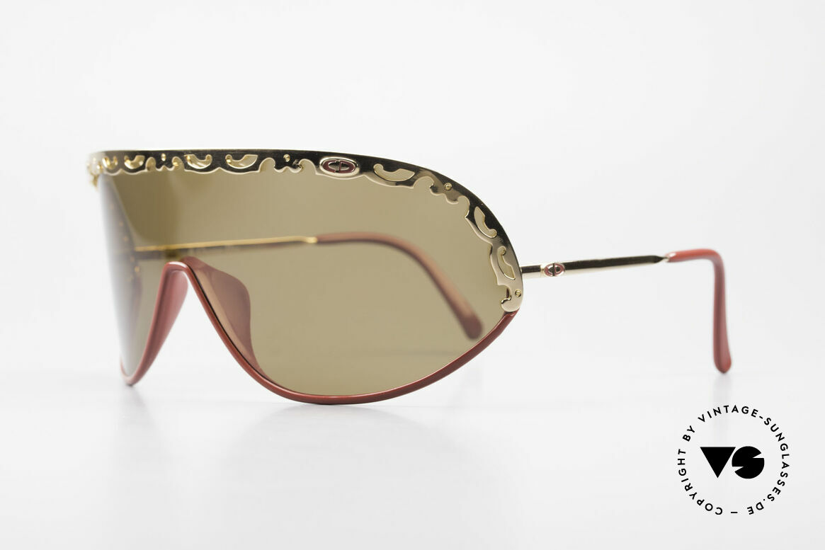 """Christian Dior 2501 Panorama View Sunglasses 80's, a vintage """"MUST-HAVE"""" for all fashion lovers, out there, Made for Women"""