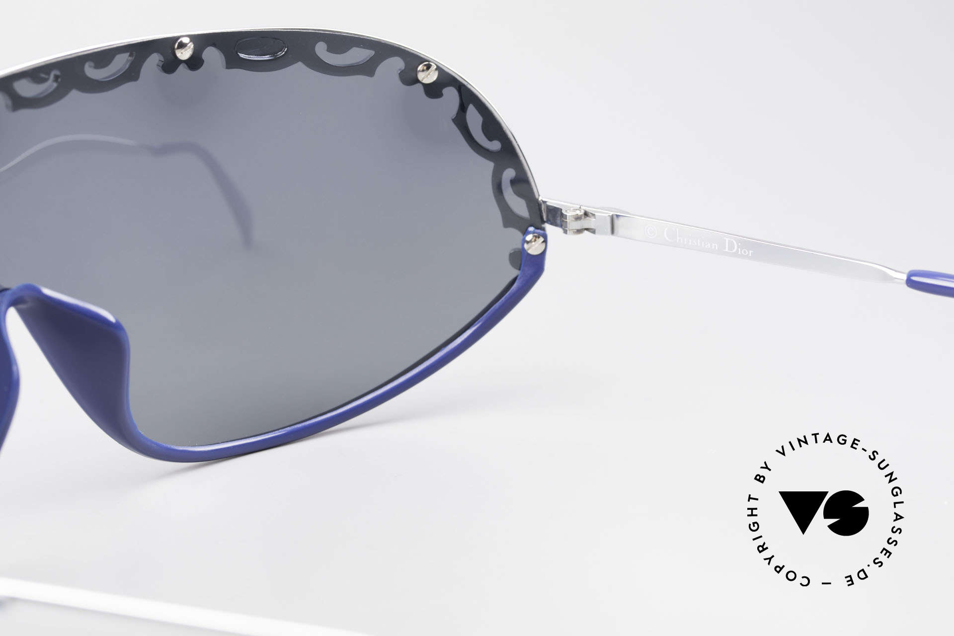 Christian Dior 2501 Panorama View Shades 80s 90s, Size: extra large, Made for Women