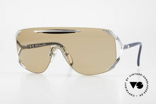 Christian Dior 2434 Panorama View Sunglasses 80s Details