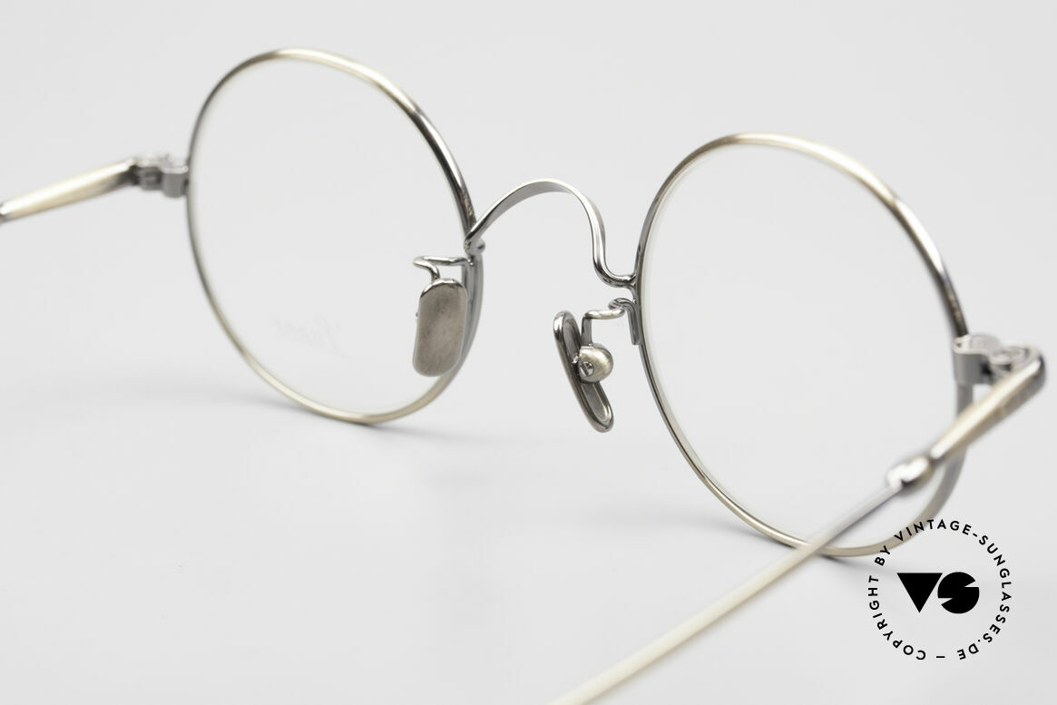 Lunor V 110 Round Lunor Glasses Vintage, Size: medium, Made for Men and Women