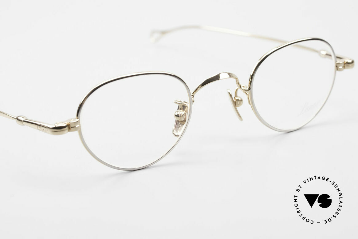 Lunor V 103 Timeless Lunor Frame Bicolor, thus, we decided to take it into our vintage collection, Made for Men and Women