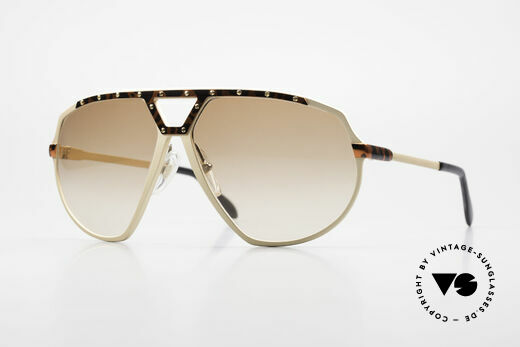 Alpina M1/8 80's West Germany Sunglasses Details