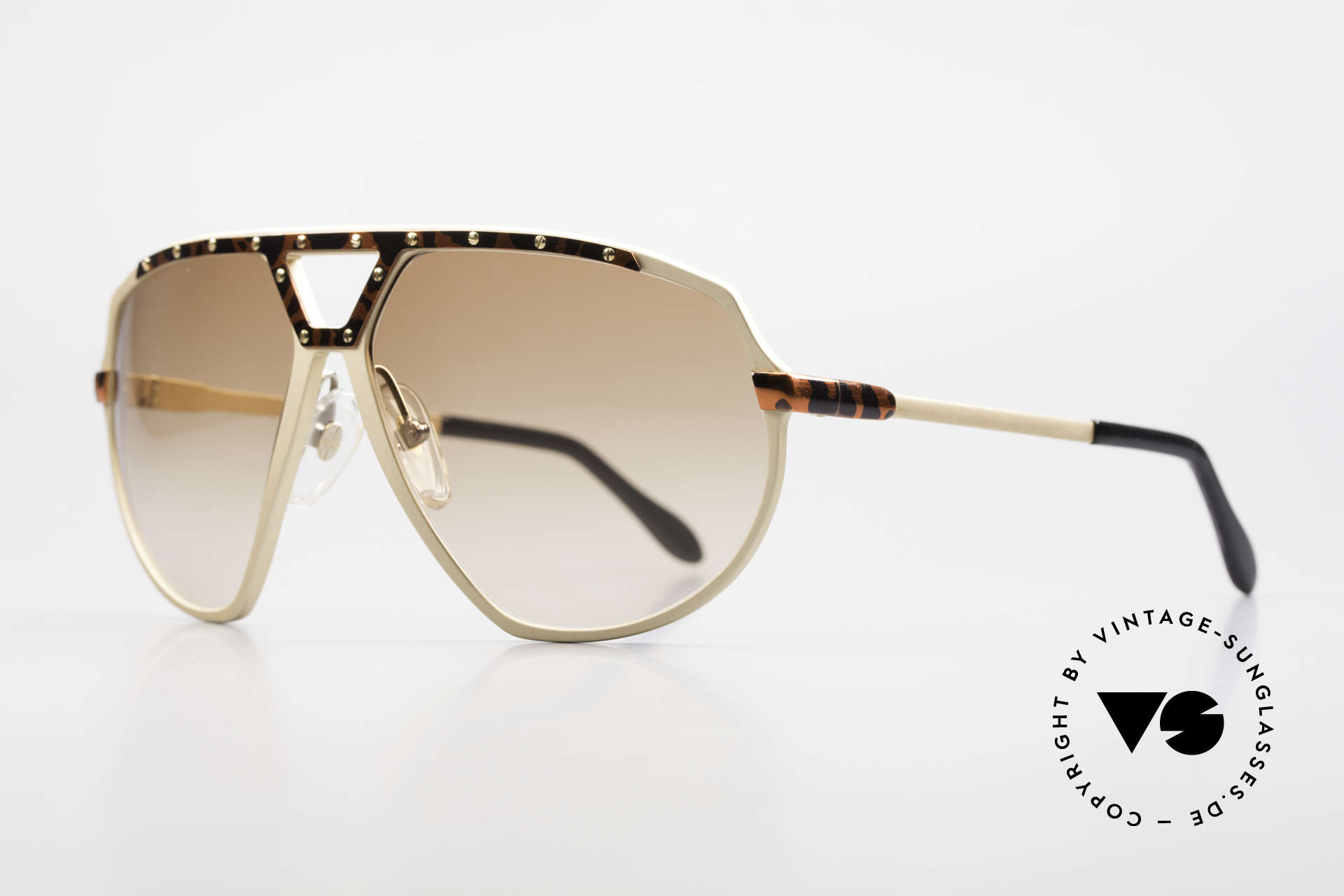 Alpina M1/8 80's West Germany Sunglasses, W.Germany frame with 14 screws (collector's item), Made for Men