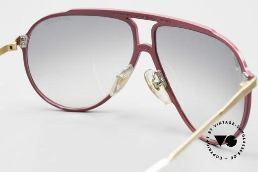 Alpina M1 Iconic Vintage Sunglasses 80s, thus, price significantly reduced from 499 to 299,-€, Made for Women
