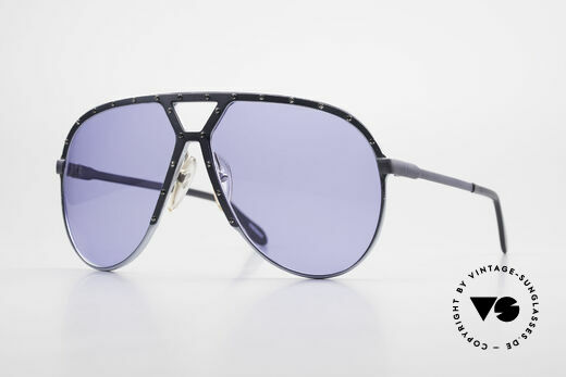 Alpina M1 Old M1 Sunglasses from 1981 Details