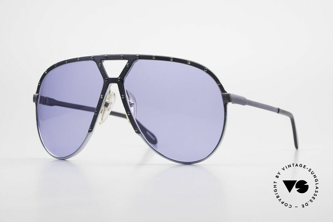 Alpina M1 Old M1 Sunglasses from 1981, ALPINA M1 shades from 1981 = 1st M1 generation, Made for Men
