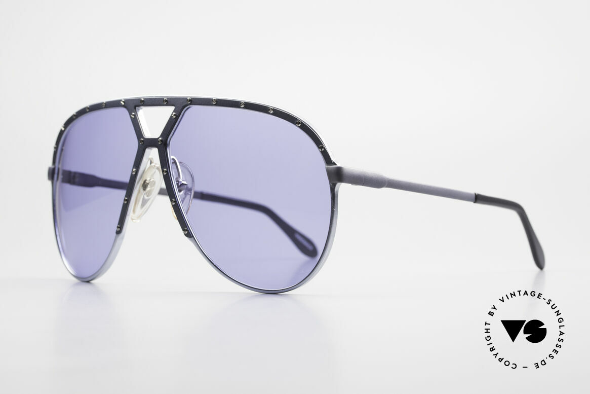 Alpina M1 Old M1 Sunglasses from 1981, 1.generation = a bit higher than the M1's after 1985, Made for Men