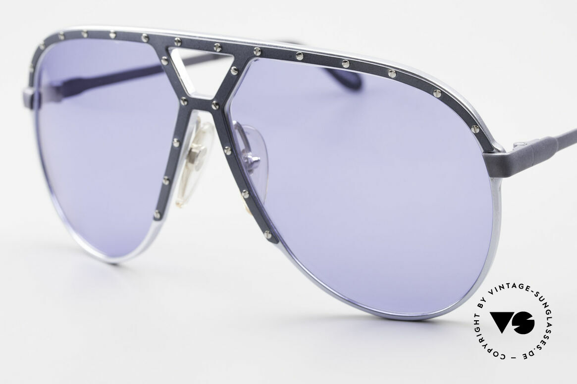 Alpina M1 Old M1 Sunglasses from 1981, handmade (West Germany) frame: LARGE size 64-14, Made for Men