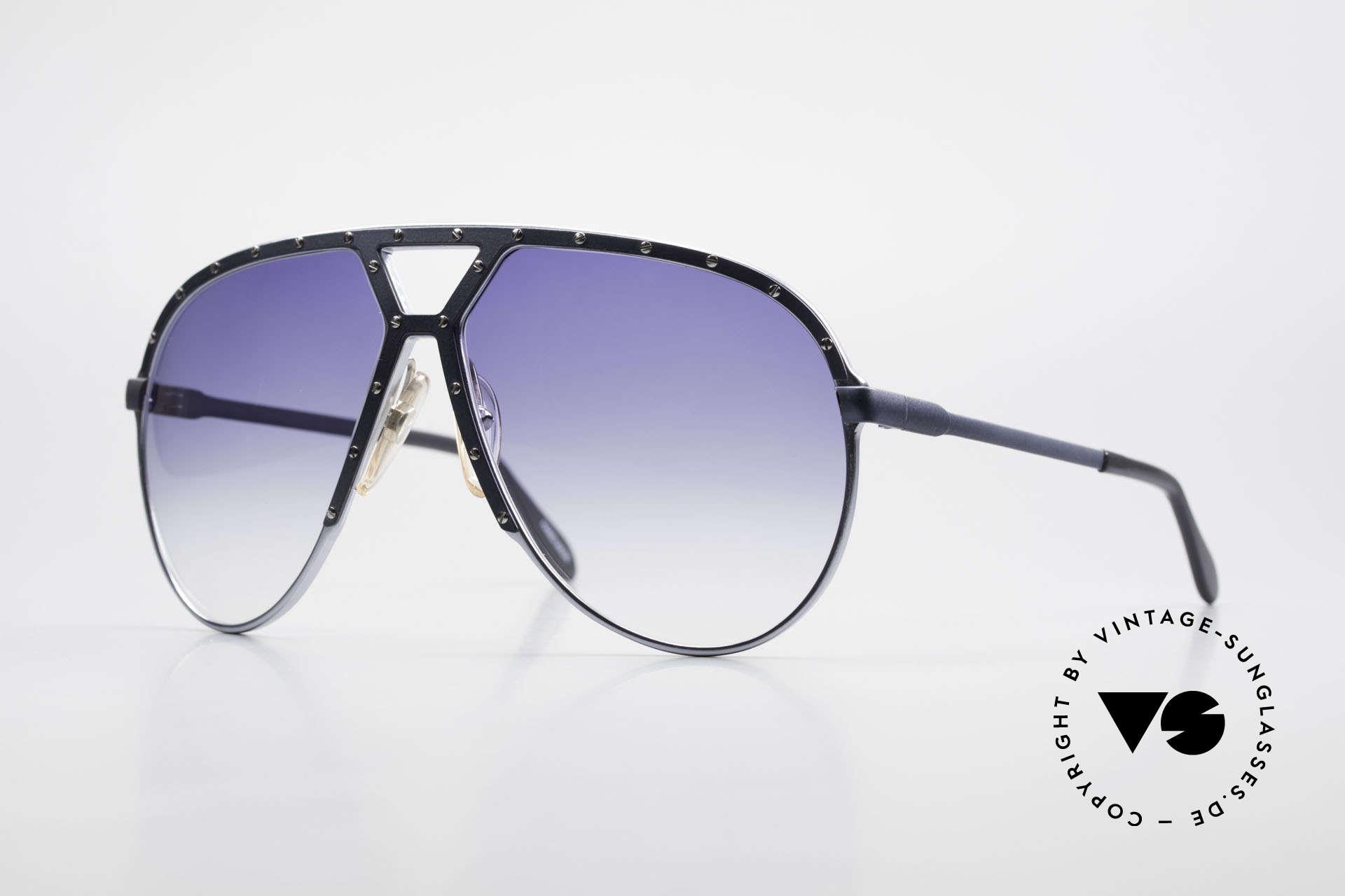Alpina M1 Extra Large M1 80's Sunglasses, extra large 80's Alpina sunglasses, famous model M1, Made for Men