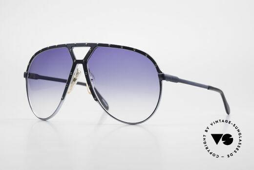 Alpina M1 Extra Large M1 80's Sunglasses Details