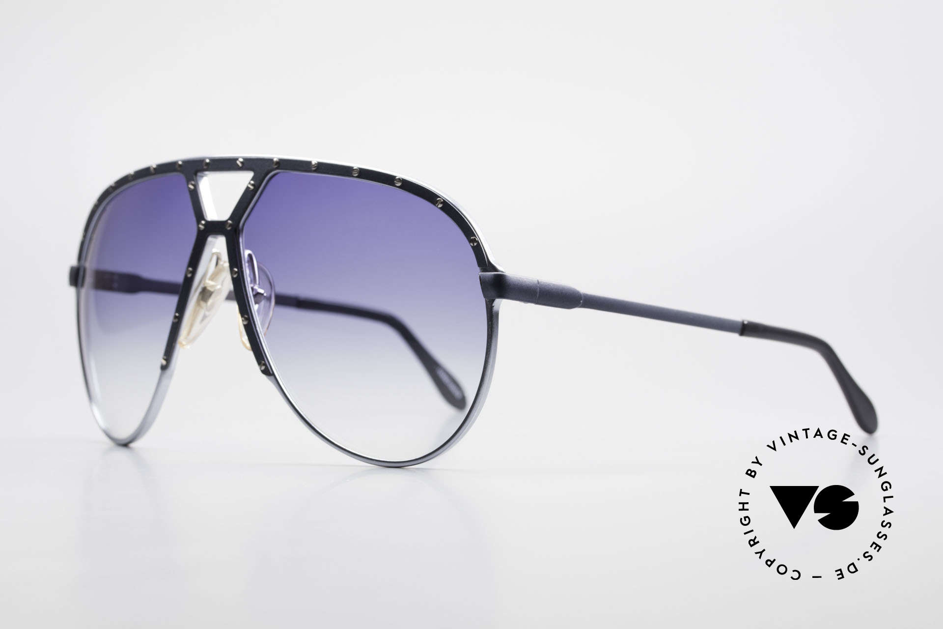 Alpina M1 Extra Large M1 80's Sunglasses, 1.generation = a bit higher than the M1's after 1985, Made for Men