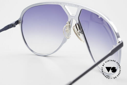 Alpina M1 Extra Large M1 80's Sunglasses, NO RETRO sunglasses, but a 40 years old ORIGINAL!, Made for Men