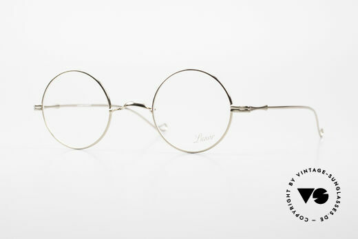 Lunor II 23 Round Glasses Special Edition Details