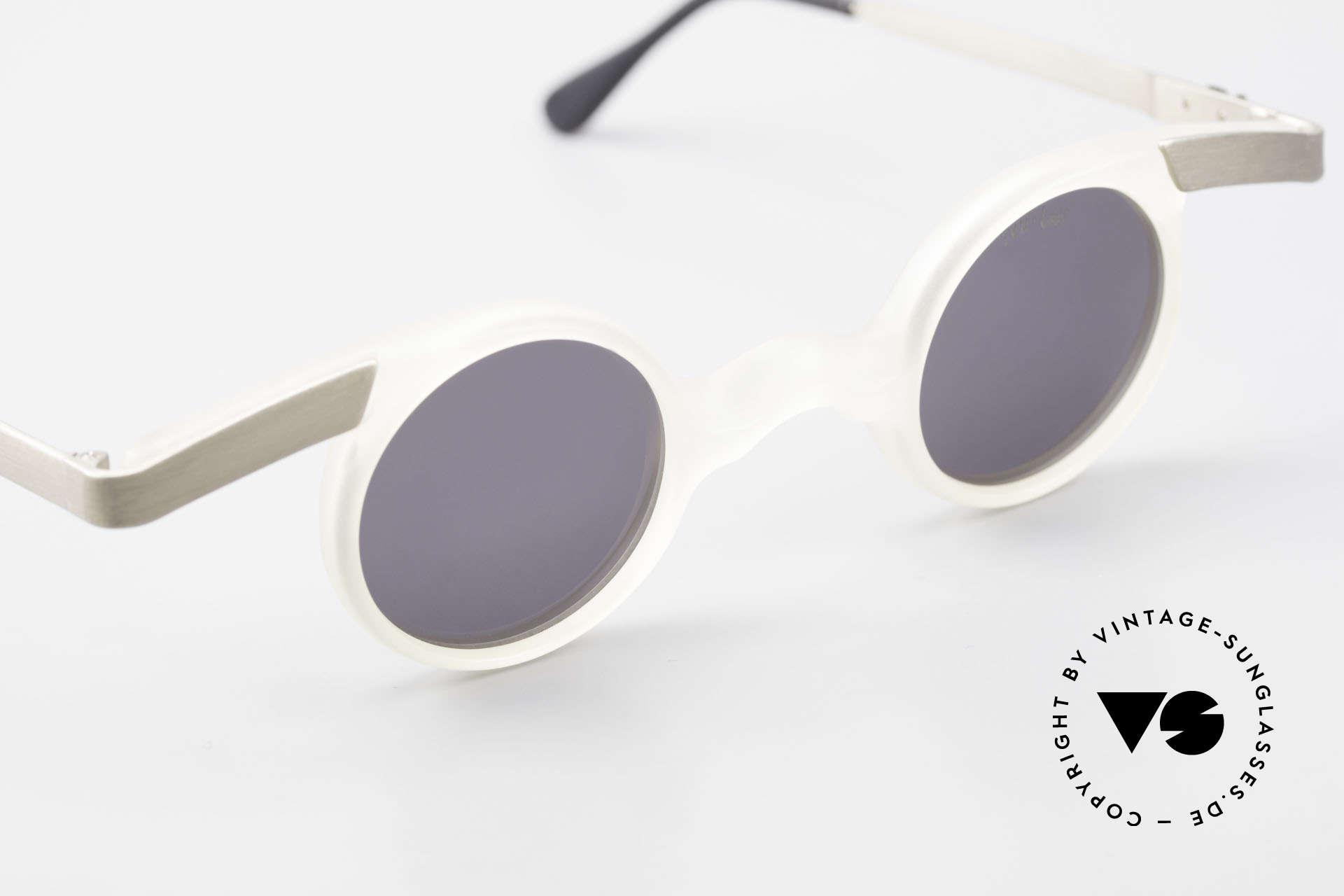 Sunboy SB39 Vintage No Retro Sunglasses, Size: medium, Made for Men and Women
