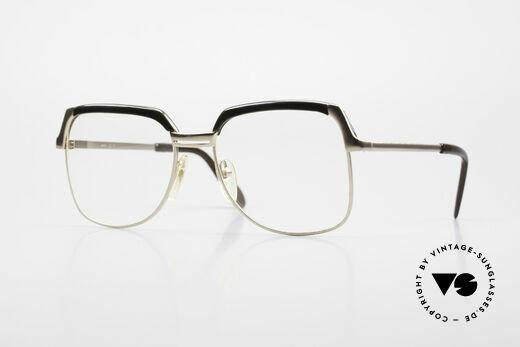 Bausch & Lomb 418 Gold Filled 80's Combi Frame Details