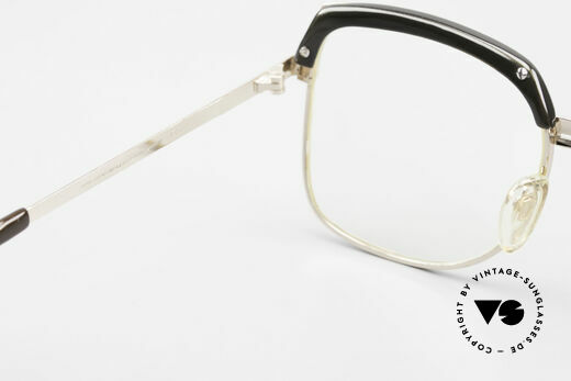 Bausch & Lomb 418 Gold Filled 80's Combi Frame, a genuine old rarity (size 56-18) in unworn condition, Made for Men