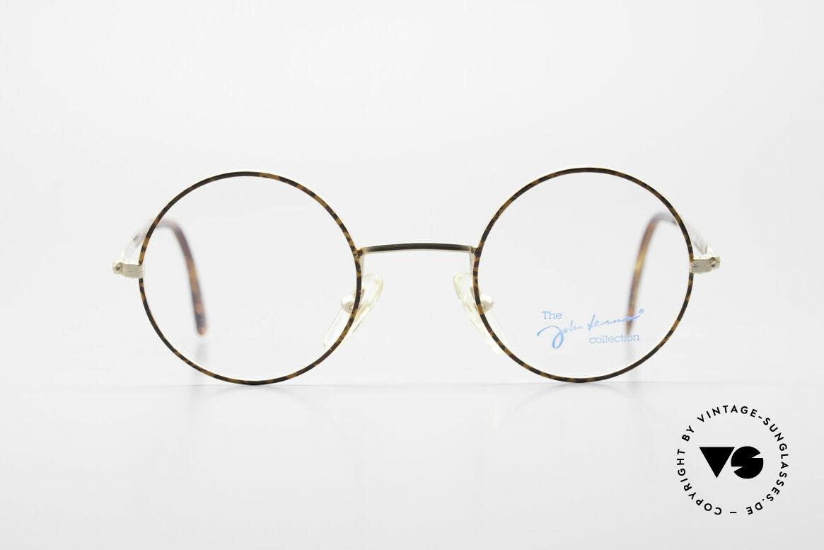 John Lennon - Revolution Vintage Glasses Small Round, original 'JOHN LENNON COLLECTION' eyeglasses, Made for Men and Women