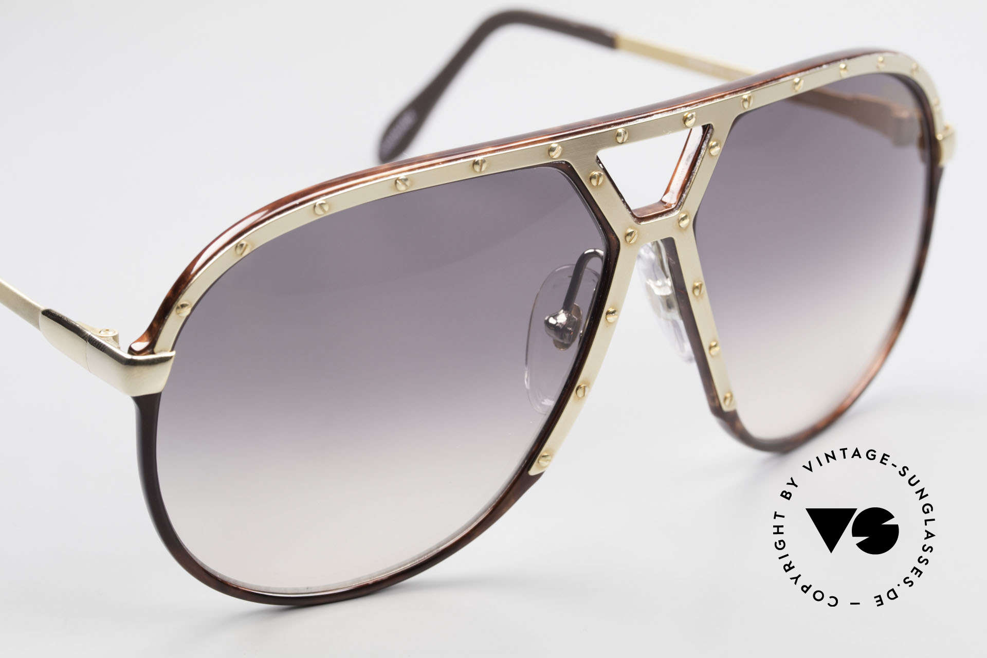Alpina M1 Ultra Rare Aviator Sunglasses, NOS, unworn rarity: sought-after collector's item, Made for Men