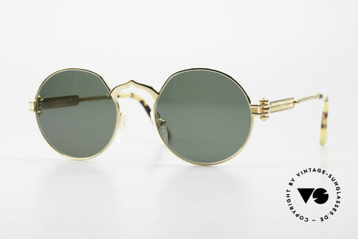 Philippe Charriol 92CPT Insider Luxury Sunglasses 80's Details