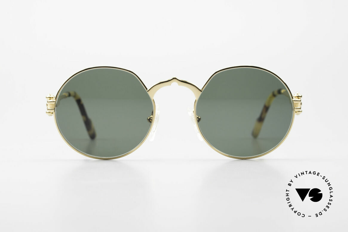 Philippe Charriol 92CPT Insider Luxury Sunglasses 80's, P. Charriol was the executive director of CARTIER!, Made for Men