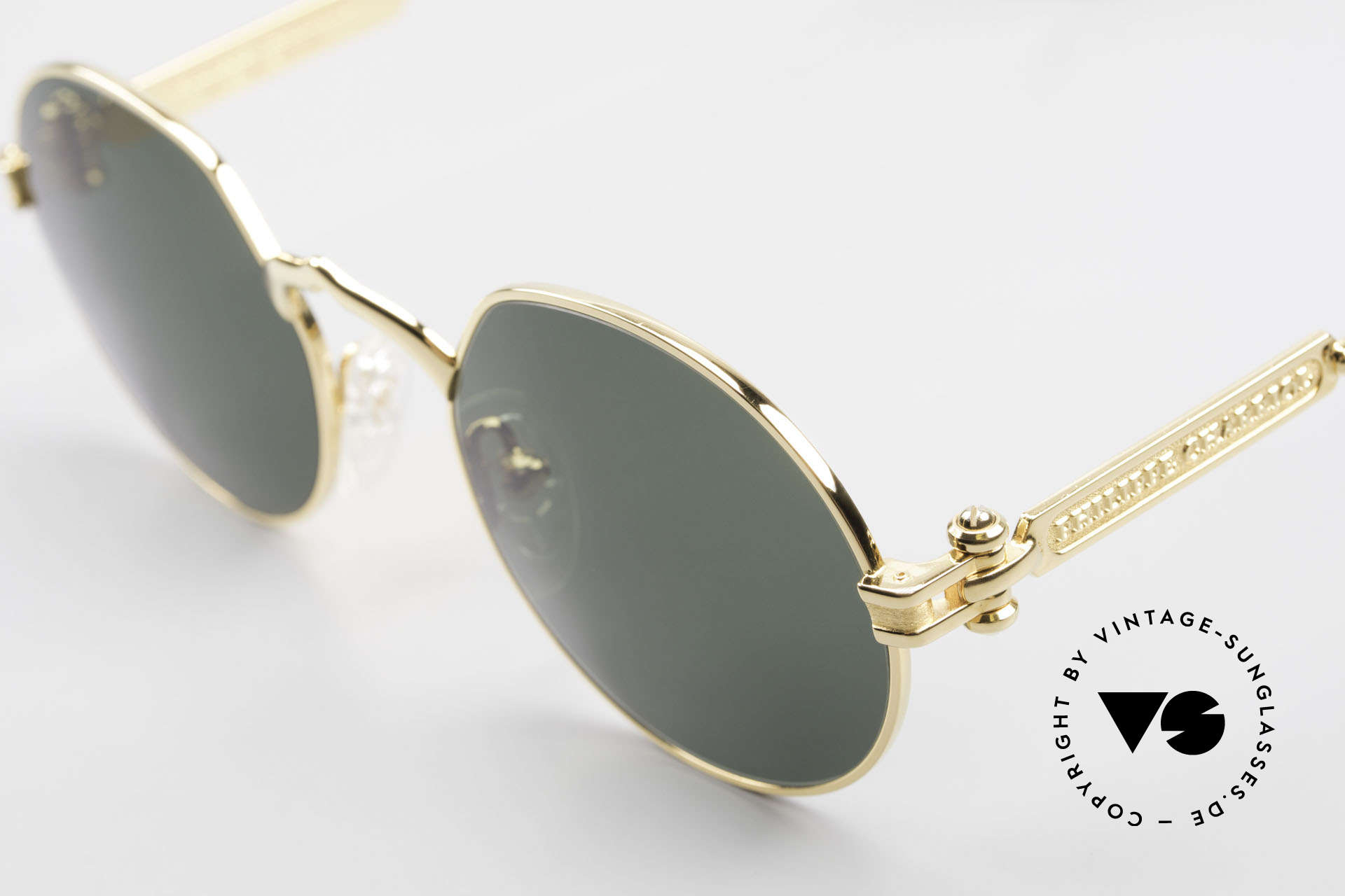 """Philippe Charriol 92CPT Insider Luxury Sunglasses 80's, for connoisseurs aside from the """"mainstream luxury"""", Made for Men"""