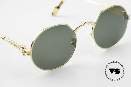 Philippe Charriol 92CPT Insider Luxury Sunglasses 80's, this unworn rarity comes with the original P.C. box, Made for Men