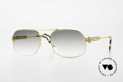Philippe Charriol 90PP Insider 80's Luxury Sunglasses Details