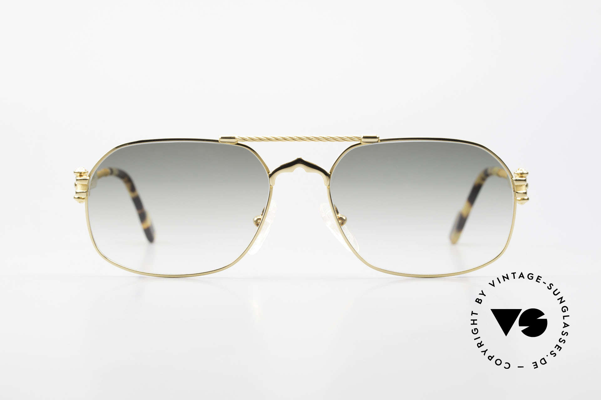 Philippe Charriol 90PP Insider 80's Luxury Sunglasses, P. Charriol was the executive director of CARTIER!, Made for Men