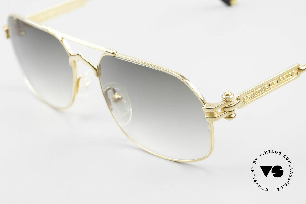 "Philippe Charriol 90PP Insider 80's Luxury Sunglasses, for connoisseurs aside from the ""mainstream luxury"", Made for Men"
