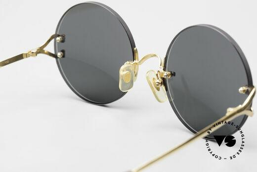 Cartier Madison Small Round Luxury Sunglasses, NO retro sunglasses, but a rare old Cartier ORIGINAL, Made for Men and Women