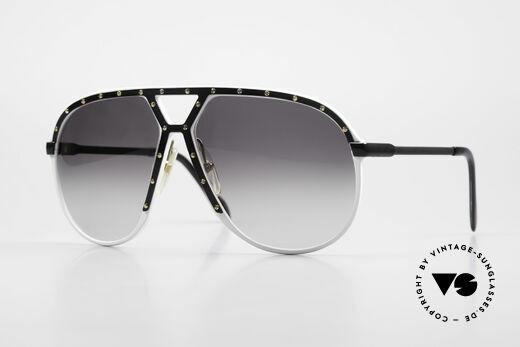 Alpina M1 Limited 80's White Black Gold Details