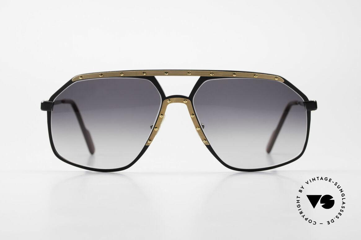Alpina M6 No Retro Shades True Vintage, a precious old 80's original in medium size 60-14, Made for Men
