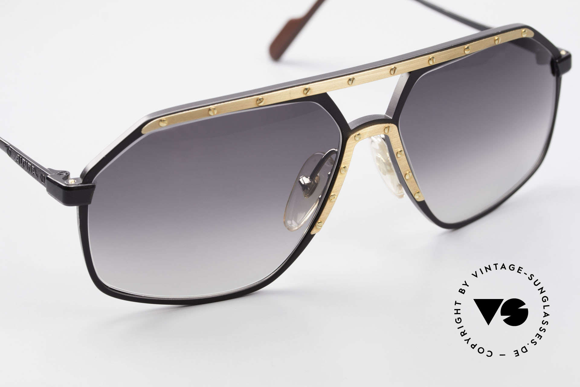 Alpina M6 No Retro Shades True Vintage, one of the most wanted vintage models, worldwide, Made for Men