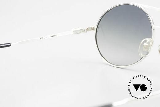 Bugatti 65996 Costly Mirrored Sun Lenses, NO RETRO sunglasses; an ORIGINAL from 1986, Made for Men