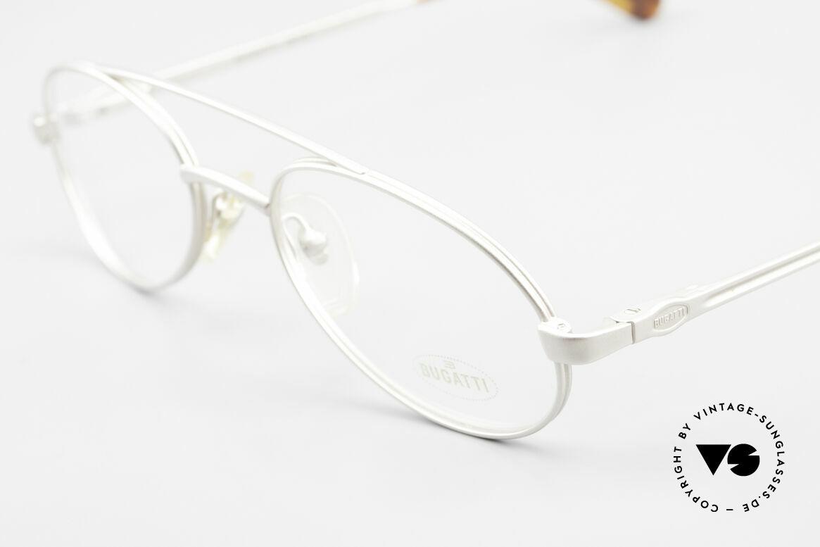 Bugatti 08105 Old Vintage Glasses 80's Men, still unworn (like all our vintage Bugatti eyewear), Made for Men